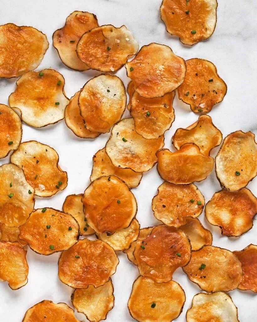 Baked Potato Chips