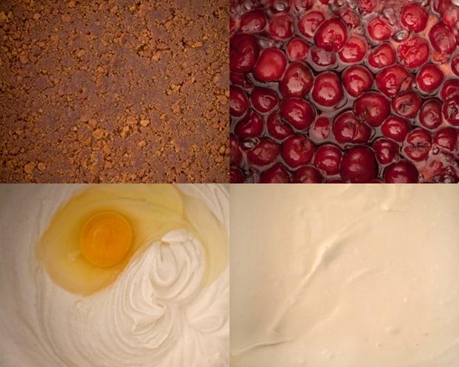 Ricotta Cheesecake Bars