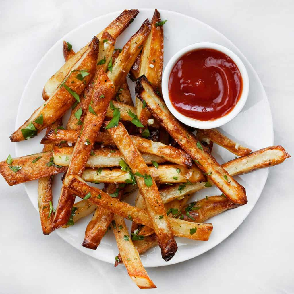 Garlic French Fries