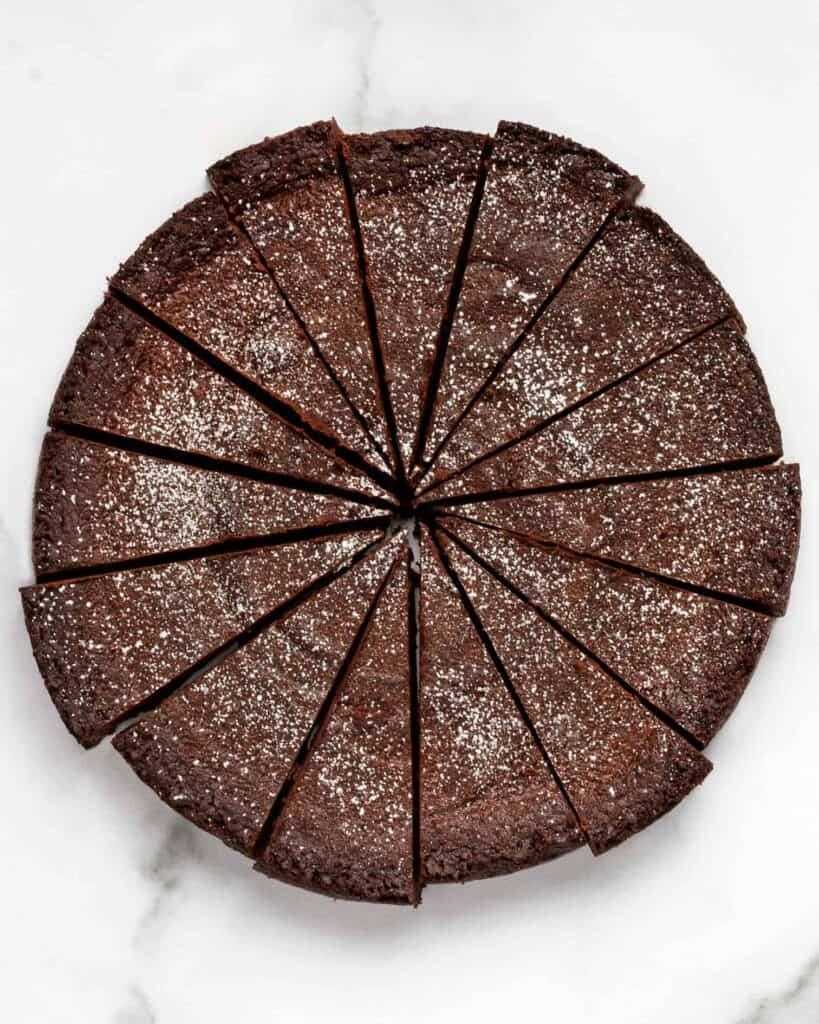 15-Minute Chocolate Cake