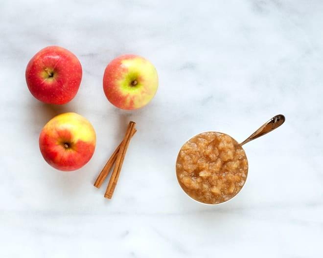 Slow-Cooker Applesauce