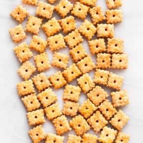 Homemade Cheese Crackers3