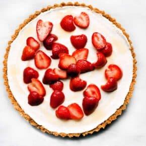 No-Bake Ricotta Cheesecake