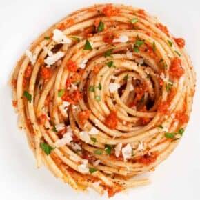 Roasted Tomato Pesto
