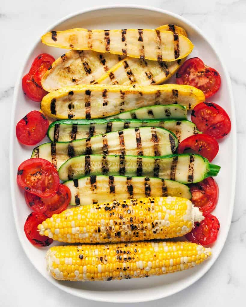 How To Grill Vegetables Without A Grill