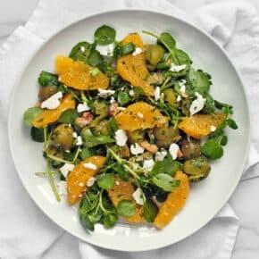 Orange Olive Salad