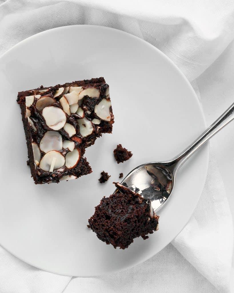 Mocha Almond Cake