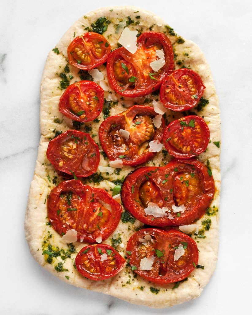 30-Minute Roasted Tomatoes