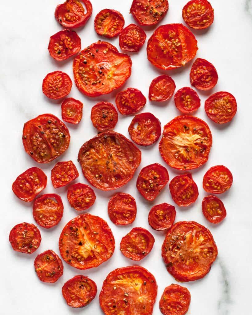 30-Minute Roasted Tomatoes