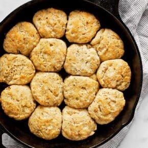 Salt & Pepper Biscuits