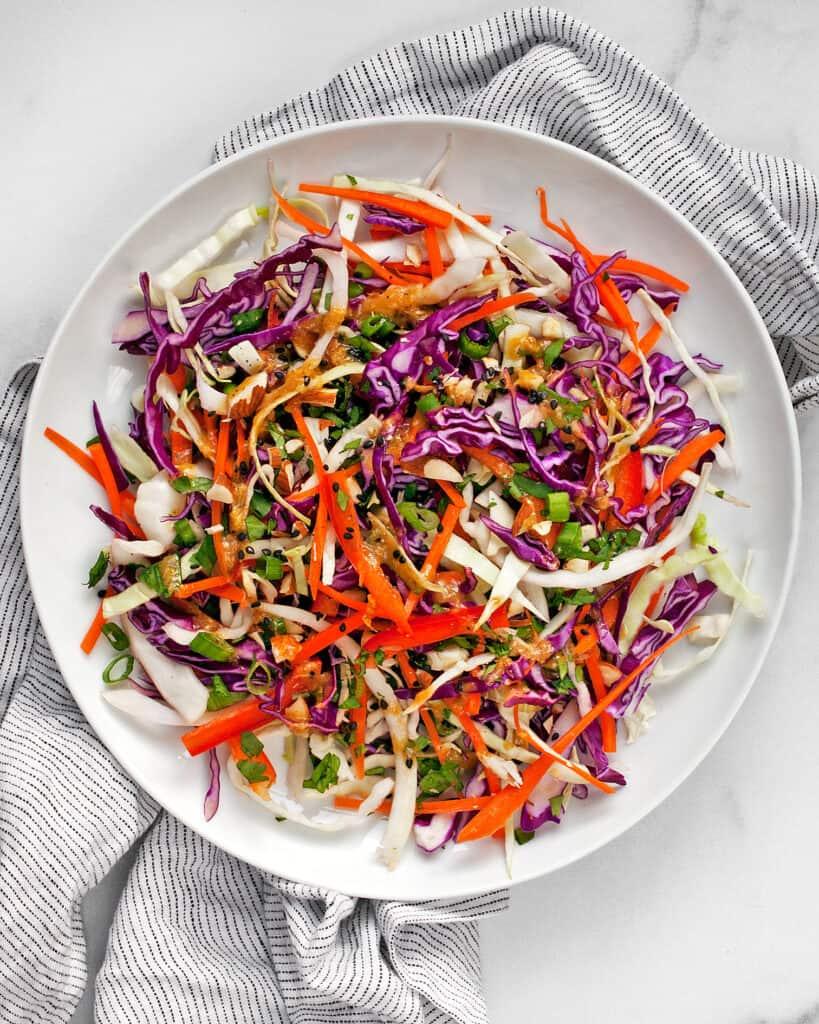 Asian Cabbage Salad