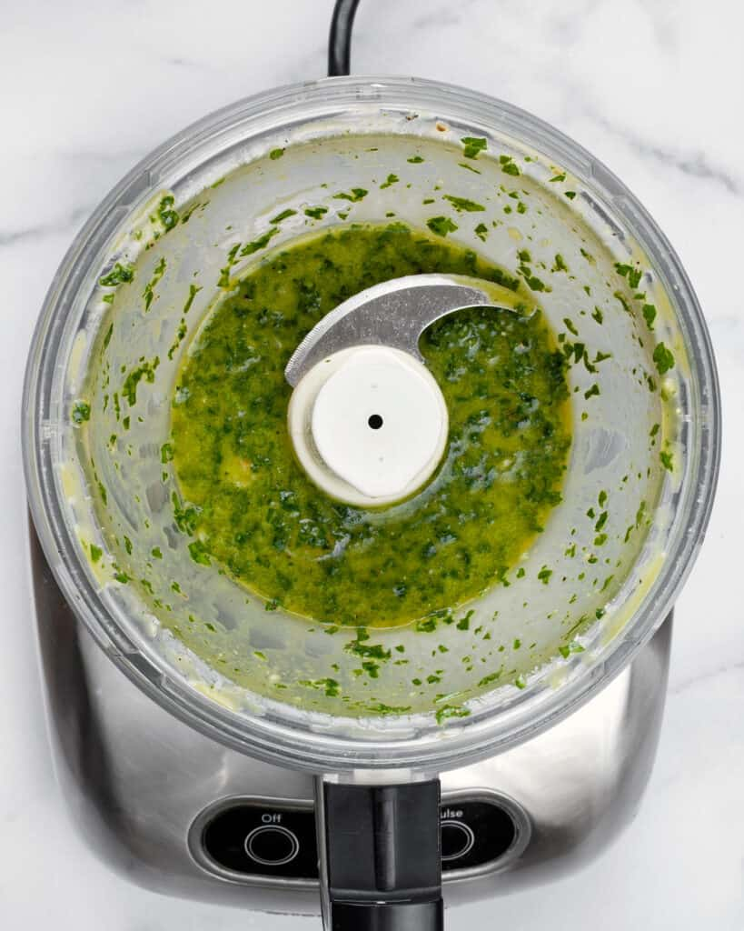 Herby Parsley Sauce