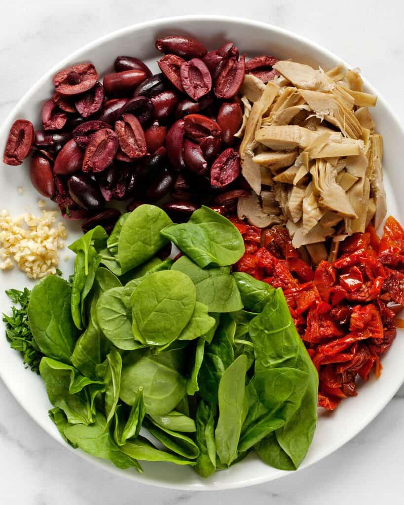 cauliflower rice ingredients