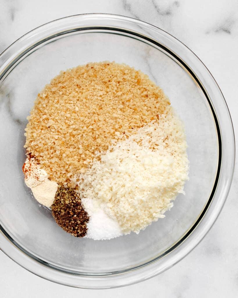 Panko spice mixture