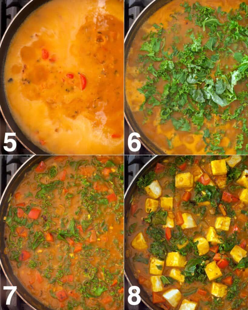 How To Make Tofu Curry